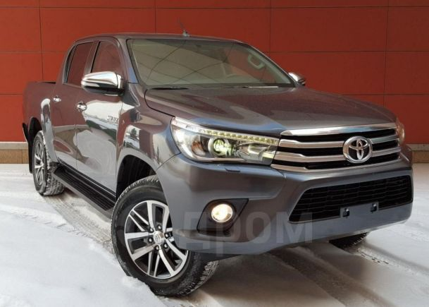 Toyota Hilux Pick Up, 2019 год, 2 649 000 руб.