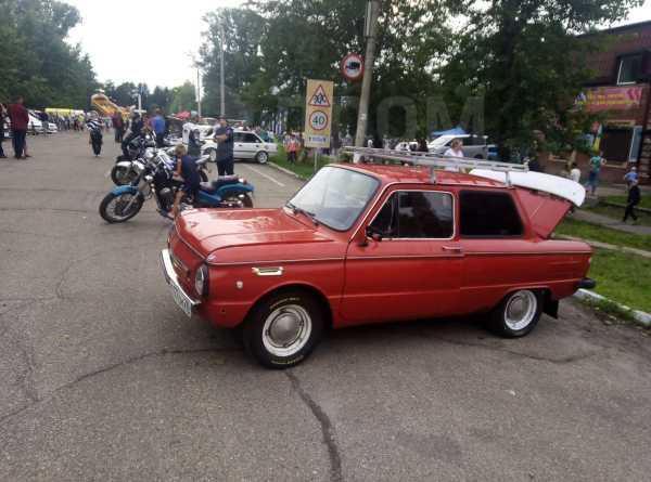 ЗАЗ Запорожец, 1988 год, 100 000 руб.