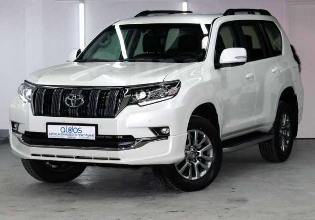 Toyota Land Cruiser Prado, 2019 год, 3 281 000 руб.