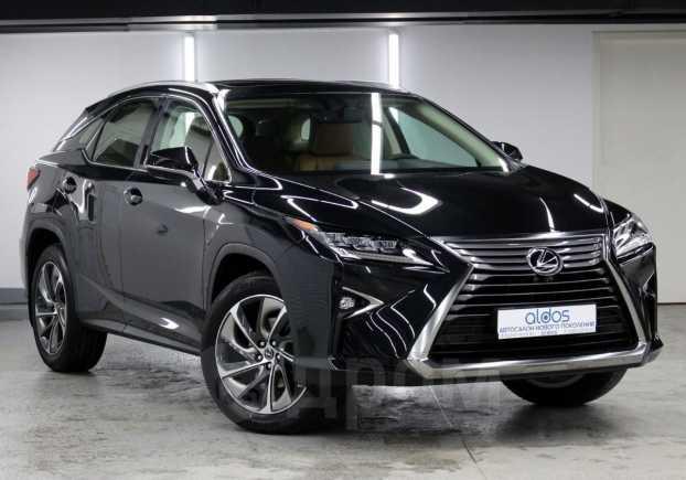 Lexus RX300, 2019 год, 3 839 000 руб.