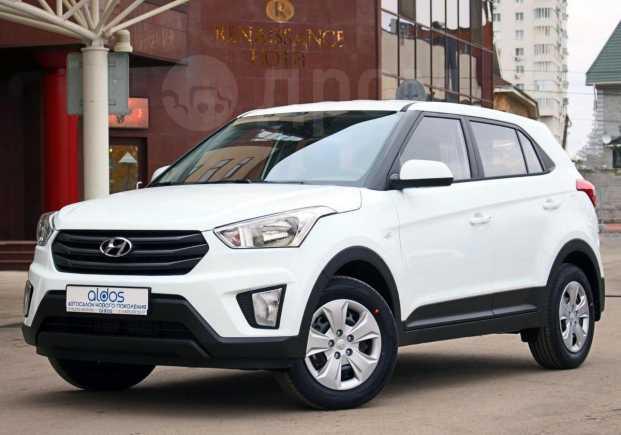 Hyundai Creta, 2019 год, 1 020 000 руб.