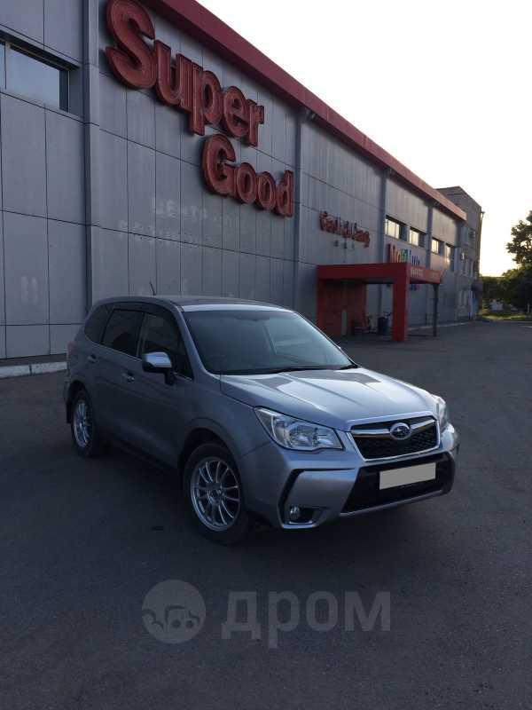 Subaru Forester, 2013 год, 1 030 000 руб.