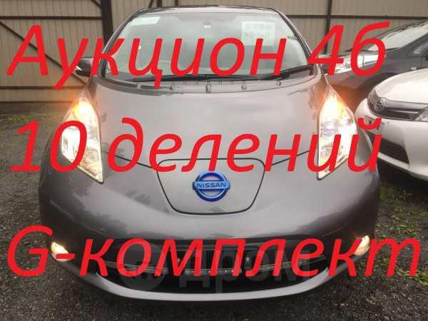 Nissan Leaf, 2013 год, 485 000 руб.
