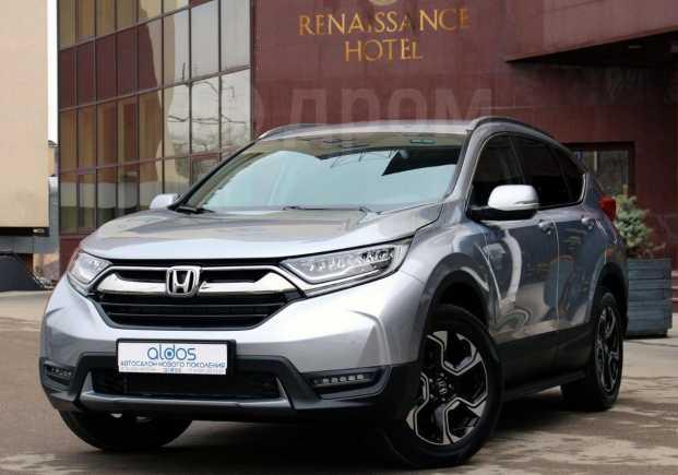 Honda CR-V, 2019 год, 2 378 000 руб.