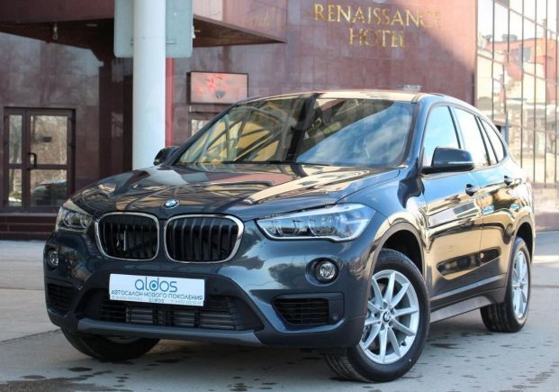 BMW X1, 2019 год, 2 143 000 руб.