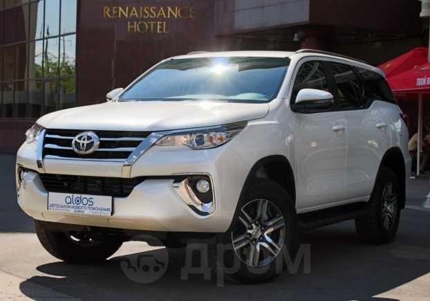 Toyota Fortuner, 2019 год, 2 368 000 руб.
