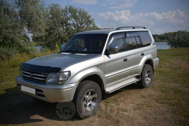 Toyota Land Cruiser Prado, 1998 год, 649 000 руб.