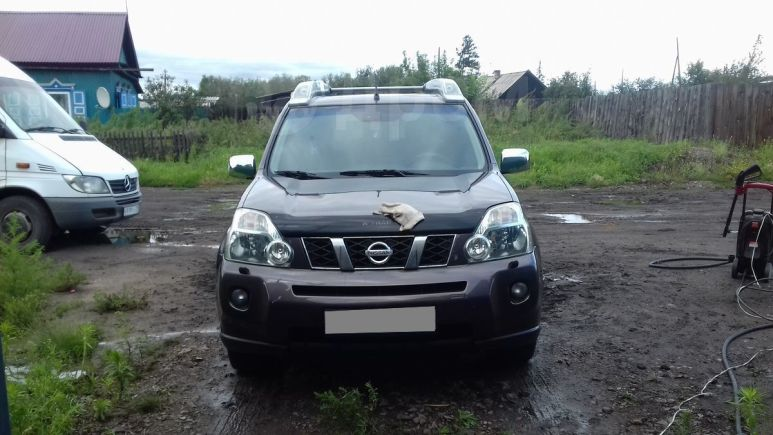 Nissan X-Trail, 2008 год, 745 000 руб.