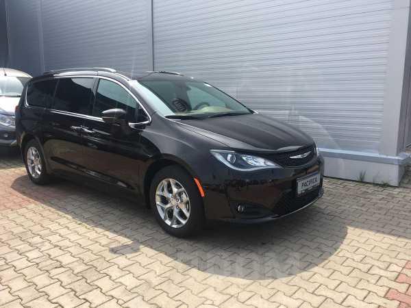 Chrysler Pacifica, 2018 год, 4 244 000 руб.