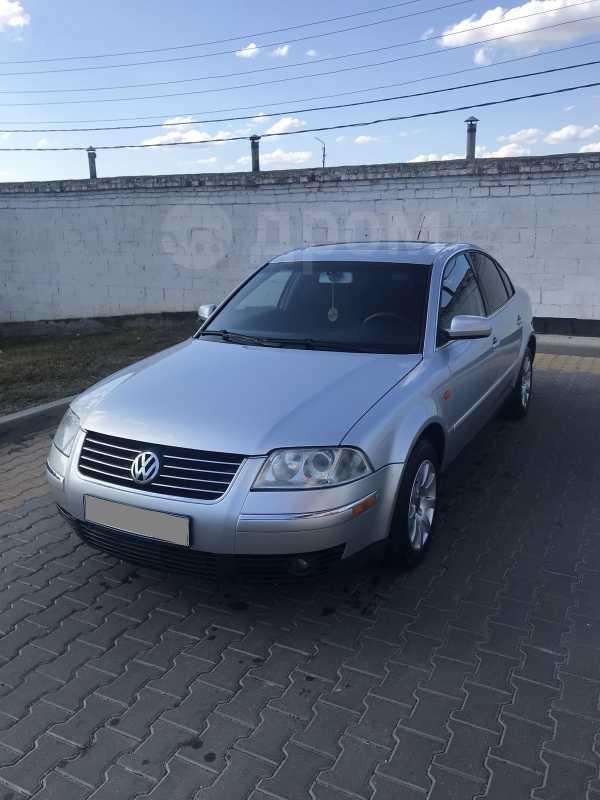 Volkswagen Passat, 2003 год, 299 000 руб.