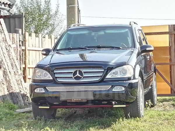 Mercedes-Benz M-Class, 2003 год, 639 000 руб.