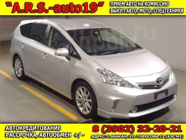 Toyota Prius a, 2014 год, 740 000 руб.