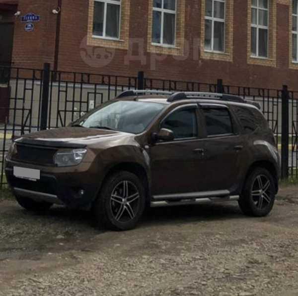 Renault Duster, 2015 год, 735 000 руб.