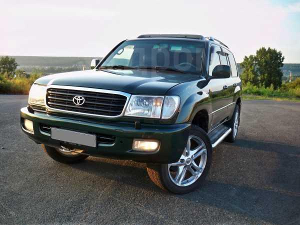 Toyota Land Cruiser, 2002 год, 1 125 000 руб.