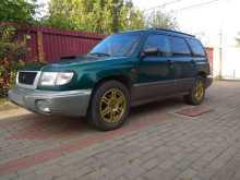 Челябинск Forester 1999