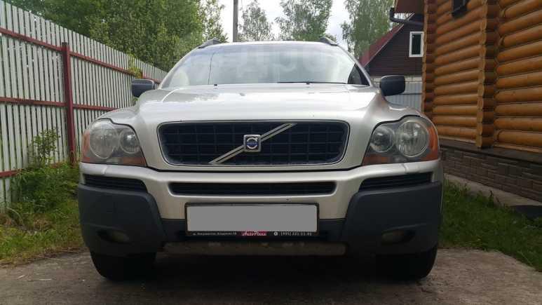 Volvo XC90, 2005 год, 570 000 руб.