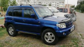 Таврическое Pajero iO 1999
