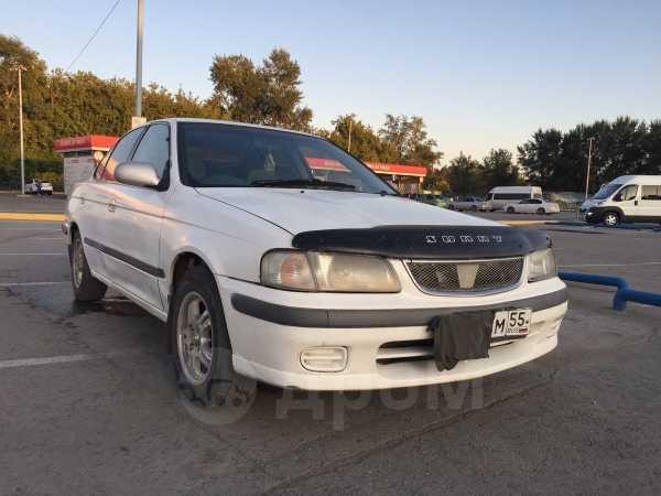 Nissan Sunny, 1999 год, 101 000 руб.
