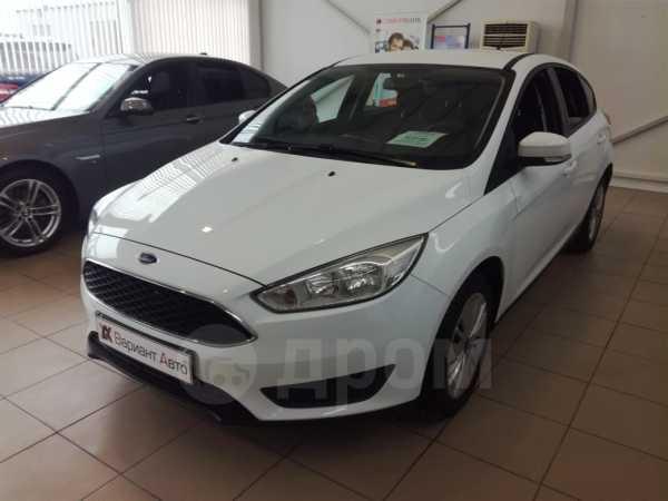 Ford Focus, 2017 год, 737 000 руб.