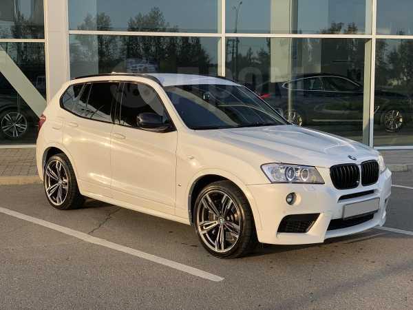 BMW X3, 2013 год, 1 340 000 руб.
