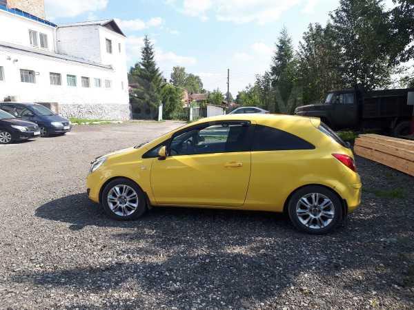 Opel Corsa, 2010 год, 340 000 руб.