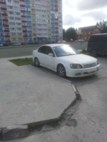Новосибирск Legacy B4 1999