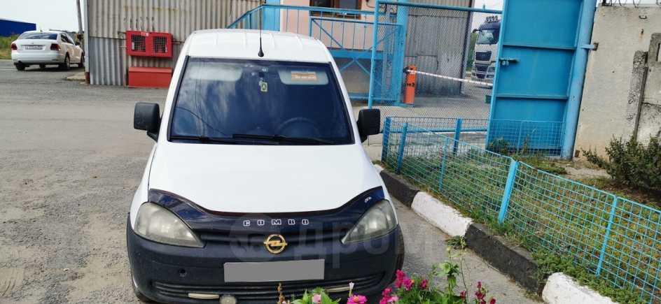 Opel Combo, 2004 год, 240 000 руб.