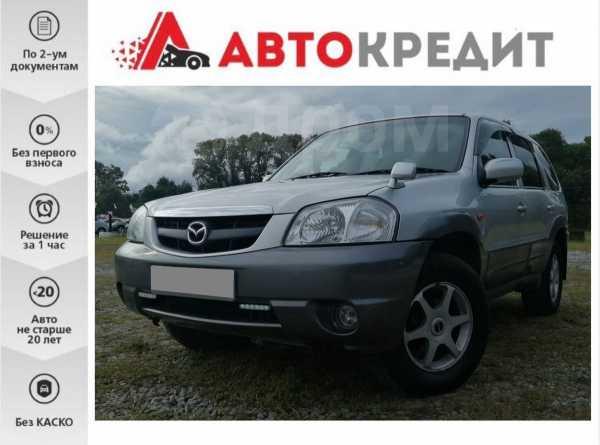 Mazda Tribute, 2001 год, 435 000 руб.