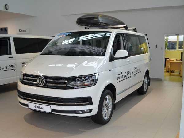 Volkswagen Multivan, 2018 год, 4 190 400 руб.