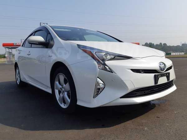 Toyota Prius, 2018 год, 1 458 000 руб.