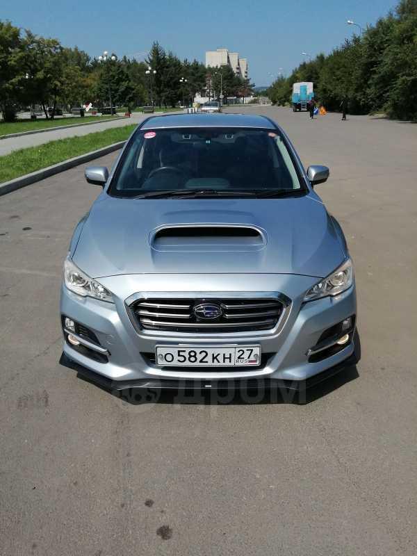 Subaru Levorg, 2015 год, 1 000 000 руб.