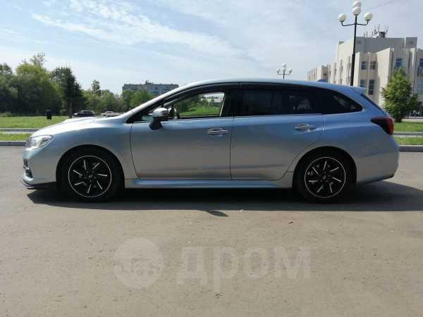 Subaru Levorg, 2015 год, 990 000 руб.