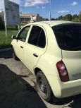 Nissan March, 2002 год, 140 000 руб.
