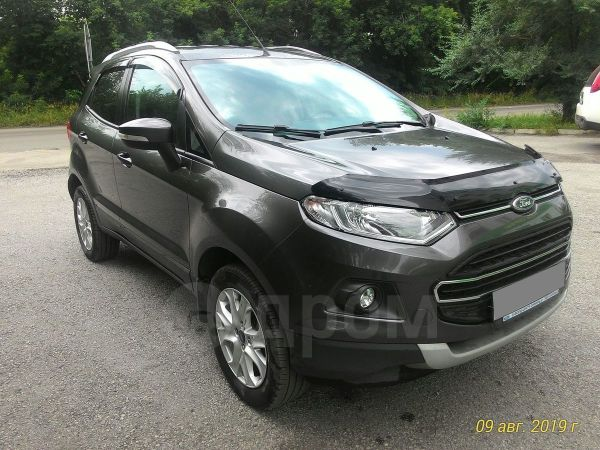 Ford EcoSport, 2016 год, 855 000 руб.
