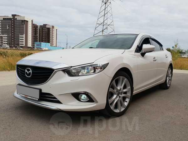 Mazda Mazda6, 2016 год, 1 120 000 руб.