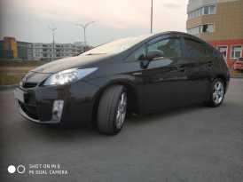 Новый Уренгой Prius 2010