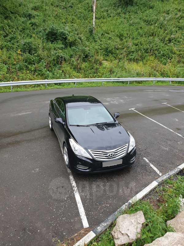 Hyundai Grandeur, 2012 год, 1 077 000 руб.