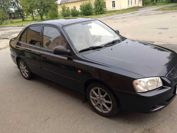 Hyundai Accent, 2011 год, 350 000 руб.