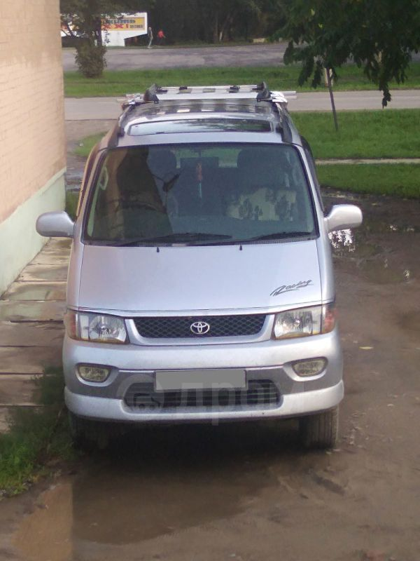 Toyota Hiace Regius, 1997 год, 410 000 руб.