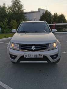 Стрежевой Grand Vitara 2014