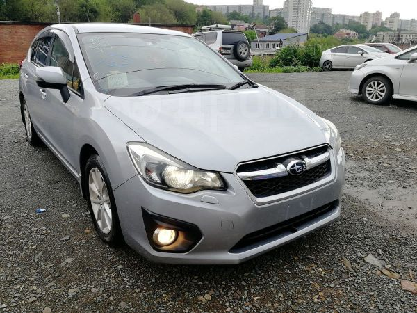 Subaru Impreza, 2013 год, 669 000 руб.