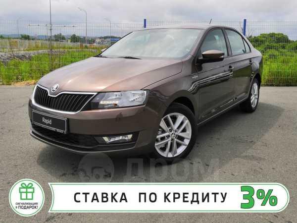 Skoda Rapid, 2018 год, 1 108 300 руб.