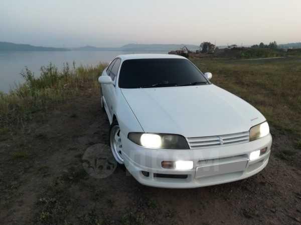 Nissan Skyline, 1995 год, 350 000 руб.