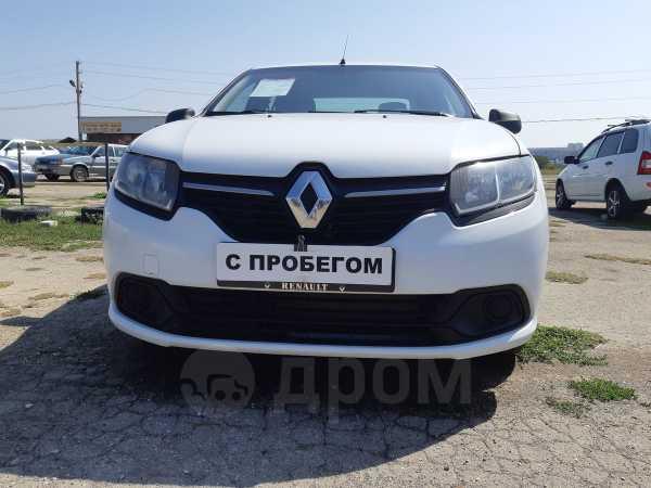 Renault Logan, 2015 год, 409 000 руб.
