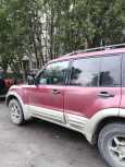 Mitsubishi Montero, 2001 год, 360 000 руб.