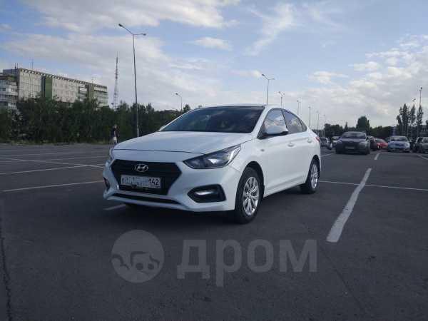 Hyundai Solaris, 2018 год, 575 000 руб.