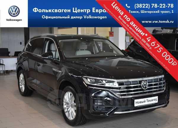 Volkswagen Touareg, 2019 год, 4 975 000 руб.