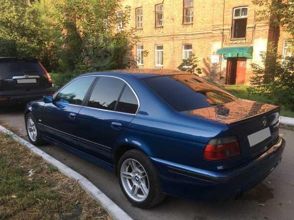 BMW 5-Series, 2002 год, 358 000 руб.