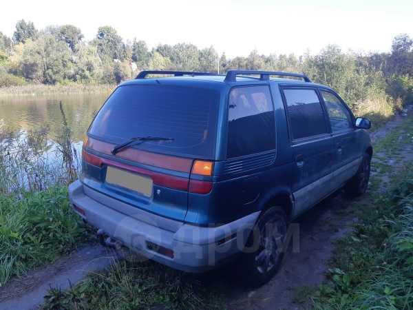 Mitsubishi Space Wagon, 1996 год, 230 000 руб.