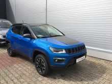 Хабаровск Jeep Compass 2018